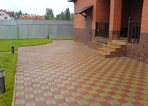 тротуарная плитка в Симферополе, Крыму
